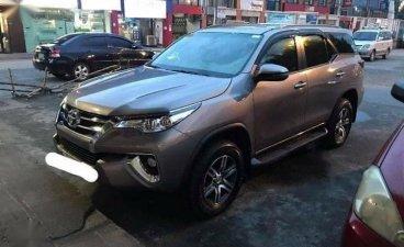 Toyota 2018 Fortuner Auto