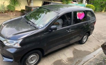 Silver Toyota Avanza 2018 for sale in Parañaque