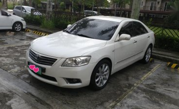 Selling White Toyota Camry 2010 in Bacolod