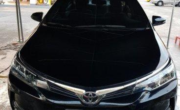 Selling Black Toyota Corolla Altis 2017 in Quezon