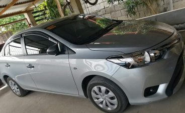 Silver Toyota Vios 2016 for sale in Manila