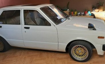 White Toyota Starlet 1983 for sale in Bulakan