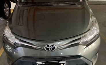 Silver Toyota Vios 2017 for sale in Manila