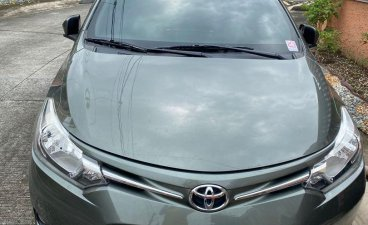 Silver Toyota Vios 2017 for sale in Bacoor
