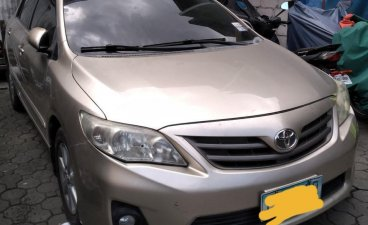 Silver Toyota Corolla Altis 2014 for sale in Makati
