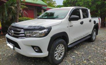 Toyota Hilux Double Cab Turbo (M) 2018