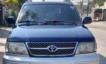 Blue Toyota Revo 2002 for sale in Quezon