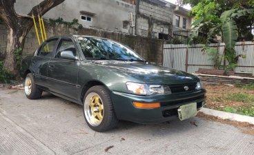 Selling Green Toyota Corolla 1995 in Genral Trias