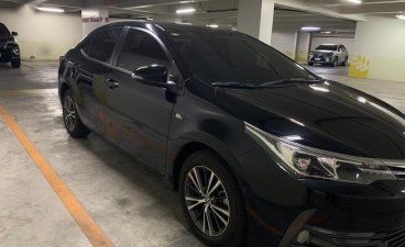 Black Toyota Corolla Altis 2017 for sale in Makati