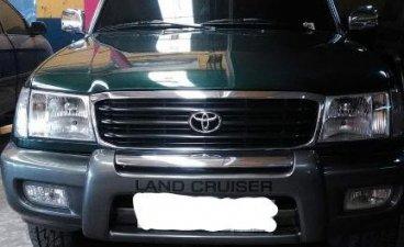 Toyota Land Cruiser LC100 Manual