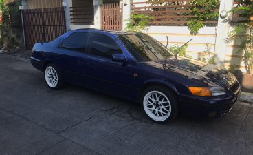 Blue Toyota Camry 1998 for sale in Paranaque
