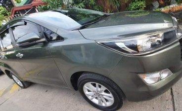 Grey Toyota Innova 2018 for sale in Rizal