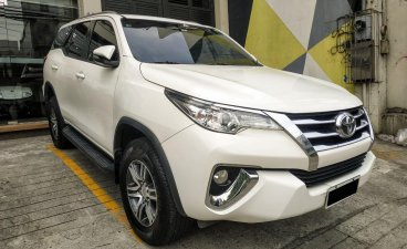 White Toyota Fortuner 2016 for sale in Mandaluyong