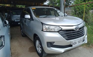 Brightsilver Toyota Avanza 2017 for sale in General Santos
