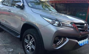 2017 Toyota Fortuner in Quezon City