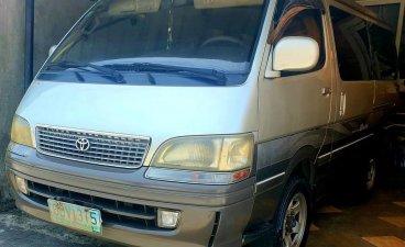 2009 Toyota Hiace Van