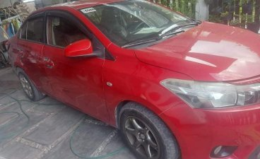 Sell Red 2016 Toyota Vios Sedan in General Santos