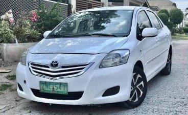 Selling White Toyota Vios 2016 in Calbayog