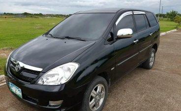 Selling Black 2007 Toyota Innova in Cabuyao