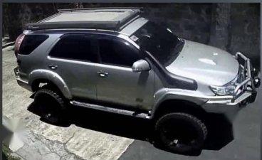 Selling Brightsilver Toyota Fortuner 2014 in San Juan