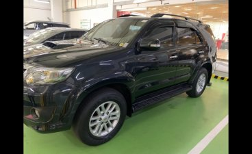 Selling Grey Toyota Fortuner 2014 in Quezon