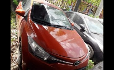 Selling Orange Toyota Vios 2018 in Caloocan