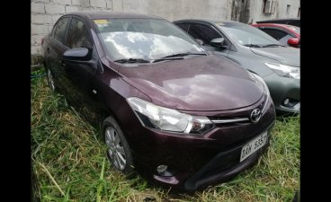 Selling Purple Toyota Vios 2018 in Caloocan