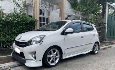 Sell  White 2017 Toyota Wigo