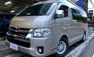Sell 2016 Toyota Grandia