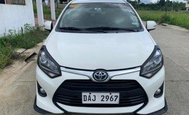 Sell White 2019 Toyota Wigo