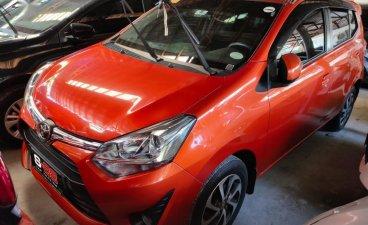 Selling Silver Toyota Wigo 2019 in Manila