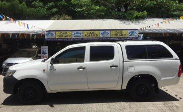 Sell 2015 Toyota Hilux in Manila