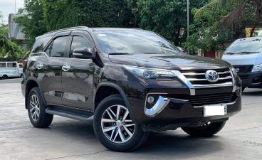 Selling Toyota Fortuner 2017