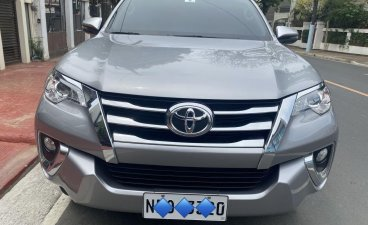 Sell Silver 2019 Toyota Fortuner