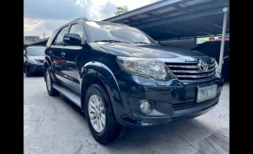 Sell 2012 Toyota Fortuner SUV