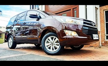 Selling Red Toyota Innova 2018 in Cainta