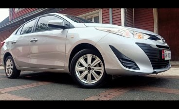 Selling Brightsilver Toyota Vios 2019 in Cainta
