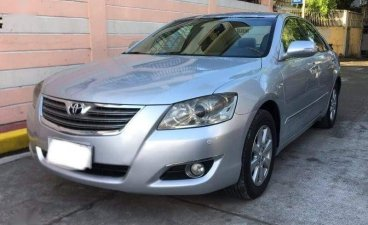 Sell Silver 2021 Toyota Camry