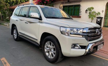 Sell White 2016 Toyota Land Cruiser