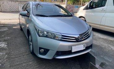 Sell 2014 Toyota Corolla Altis