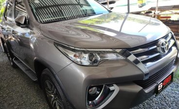 Selling Toyota Fortuner 2019
