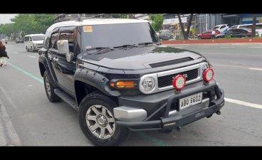 Selling Grey Toyota FJ Cruiser 2016 in Quezon