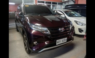 Selling Purple Toyota Rush 2018 in Quezon