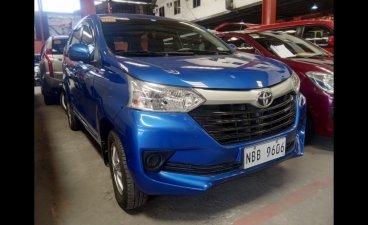 Blue Toyota Avanza 2018 for sale in Quezon
