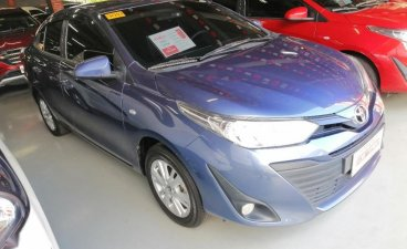 Selling Blue Toyota Vios 2020 in Quezon