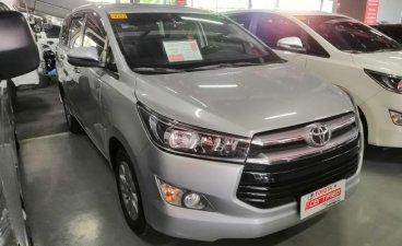 Selling Brightsilver Toyota Innova 2019 in Quezon