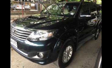 Selling Toyota Fortuner 2014 SUV