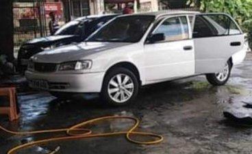 White Toyota Corolla 2002 for sale in Quezon