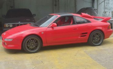 Selling Red Toyota MR2 1993 in Limay
