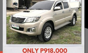 Sell 2014 Toyota Hilux